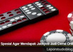 Kartu Spesial Agar Mendapat Jackpot Judi Ceme Online