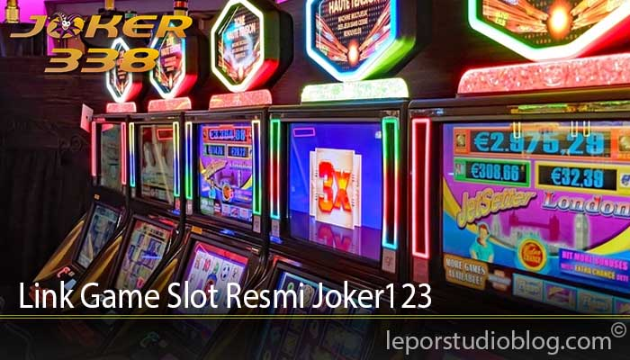 Link Game Slot Resmi Joker123